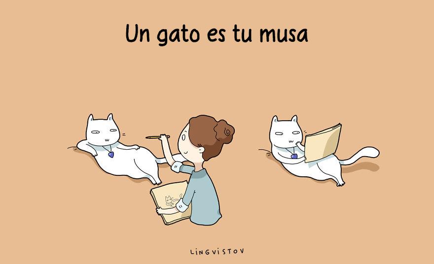 ilustraciones-ventajas-tener-gato-lingvistov-8